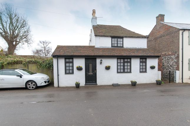 Thumbnail Detached house for sale in Kingsdown Road, St. Margarets-At-Cliffe, Dover