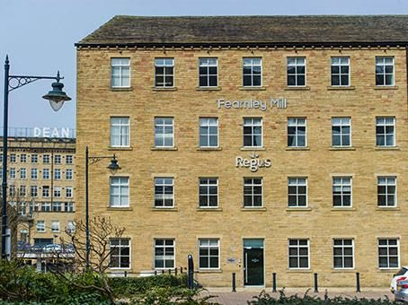 Office to let in Regus, Fearnley Mill, Old Lane, Dean Clough, Halifax