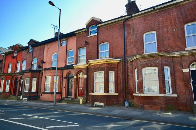 Thumbnail Studio to rent in Mount Pleasant, Waterloo, Liverpool