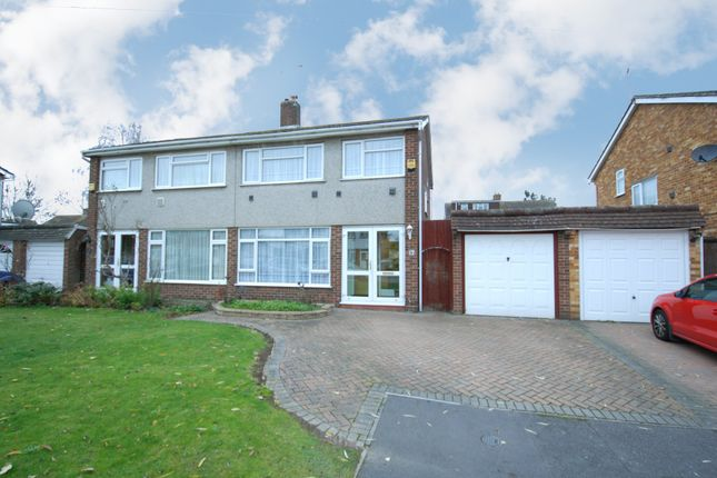 Thumbnail Semi-detached house to rent in Raymond Close, Colnbrook, Slough