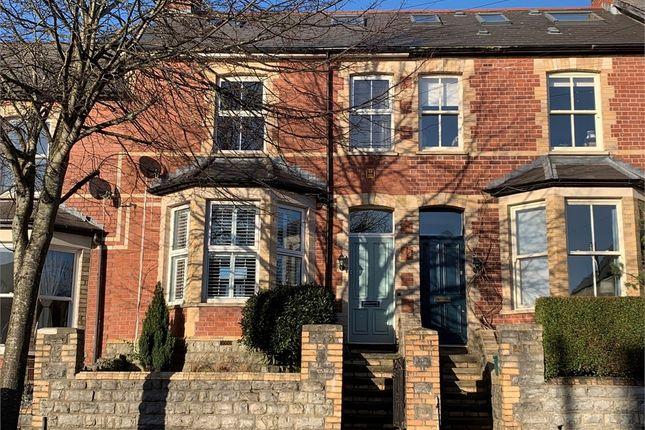 4 bed terraced house for sale in Plassey Street, Penarth CF64