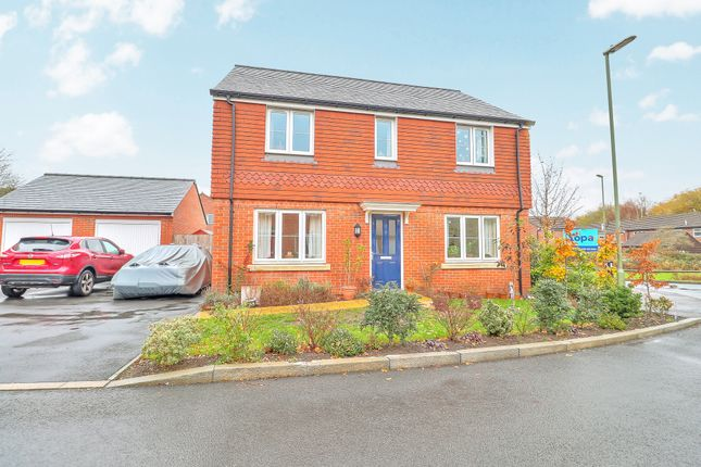 Thumbnail Detached house for sale in Reed Way, Petersfield