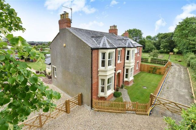 Thumbnail Detached house for sale in Purley Road, Liddington, Swindon