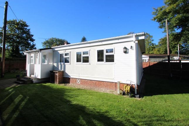 Thumbnail Mobile Park Home For Sale In Forest Way Warfield