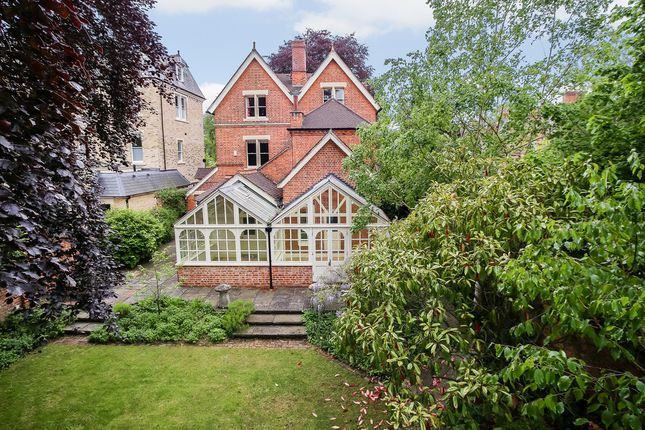 Thumbnail Detached house for sale in Fyfield Road, Oxford