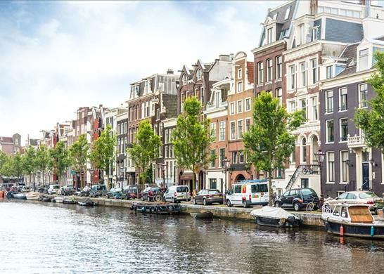 Thumbnail Apartment for sale in Amsterdam, Netherlands