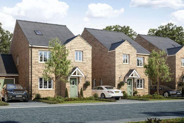 Thumbnail Link-detached house for sale in Plot 1, Calverley Lane, Leeds