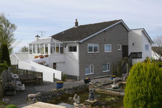Thumbnail Detached house for sale in Mons, Ehen Road, Thornhill, Egremont, Cumbria