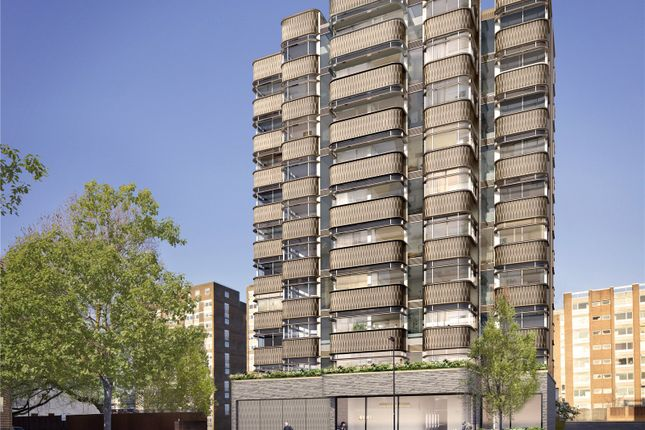 Thumbnail Flat for sale in The Compton, 30 Lodge Road, St Johns Wood