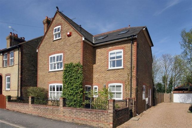 Thumbnail Detached house to rent in The Terrace, Chipstead Lane, Riverhead, Sevenoaks