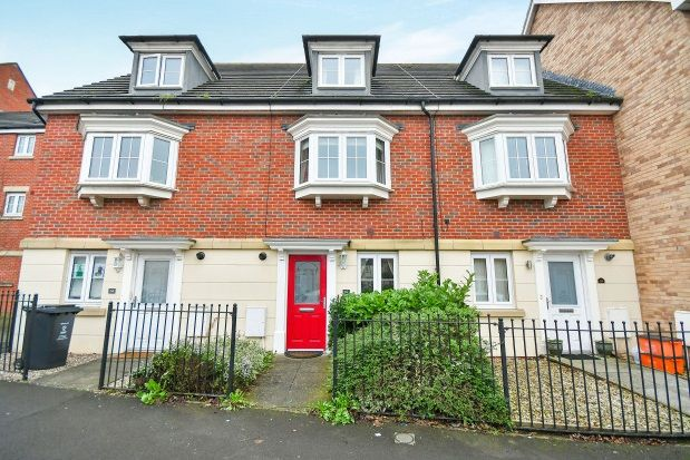 3 bed terraced house to rent in Thursday Street, Swindon