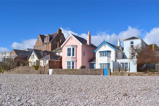 Thumbnail Terraced house for sale in Fore Street, Budleigh Salterton
