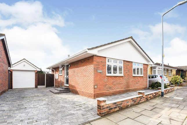 Thumbnail Detached bungalow for sale in Rover Avenue, Ilford