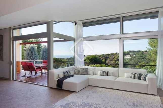 Thumbnail Villa for sale in Spain, Barcelona North Coast (Maresme), Sant Vicenç De Montalt, Lfs4490