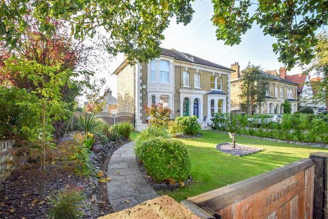Thumbnail Semi-detached house for sale in Avenue Road, Westcliff-On-Sea, Essex
