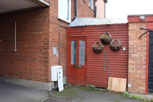 Thumbnail Studio to rent in Abbots Walk, High Street, Biggleswade