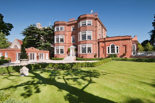 Thumbnail Detached house for sale in Bray Road, Bray, Maidenhead, Berkshire