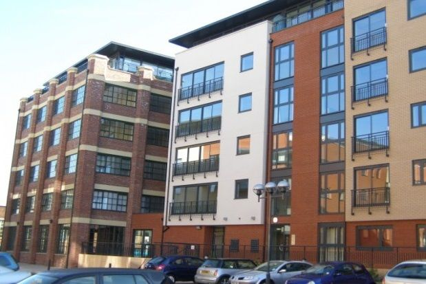 Thumbnail Flat to rent in Bradford Street, Deritend, Birmingham