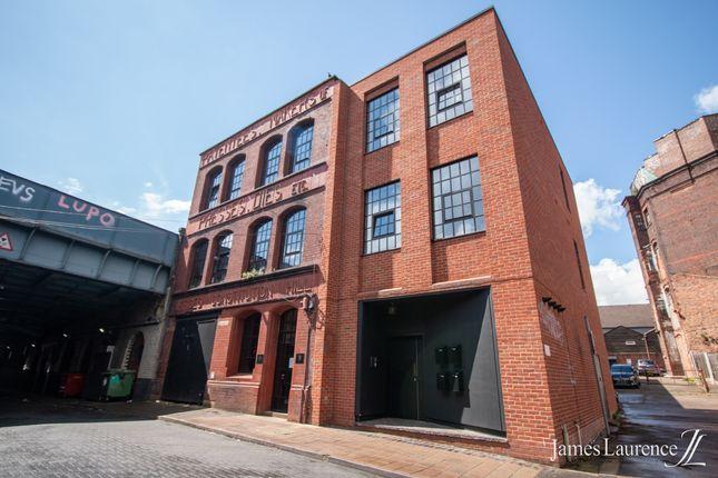 Thumbnail Flat for sale in Derwent Works, 6 Henrietta Street, Jewellery Quarter
