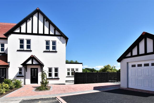 Thumbnail Property for sale in Plot 3, East Church Villas, Walney