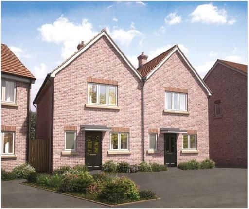 Thumbnail Semi-detached house for sale in Kingsfield Park, Aylesbury, Buckinghamshire