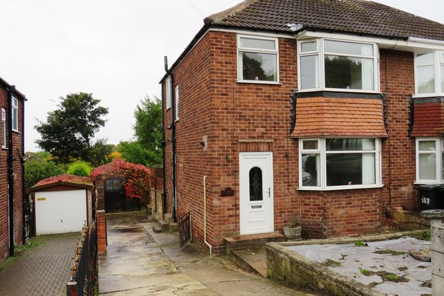 Thumbnail Semi-detached house for sale in Hungerhill Road, Kimberworth, Rotherham