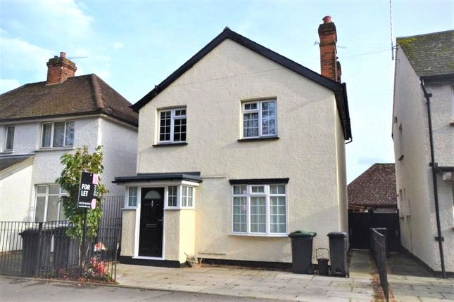 Thumbnail Detached house for sale in Cambridge Road, Stansted
