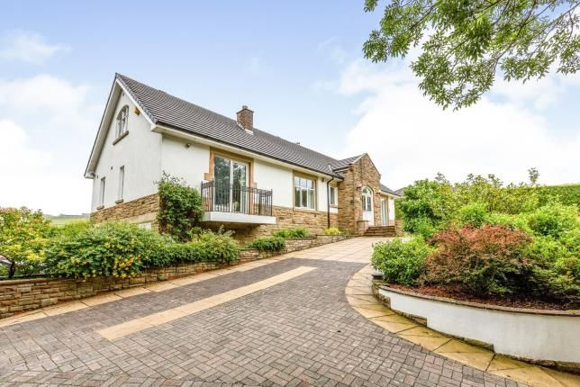 Thumbnail Detached house for sale in Park Road, Cliviger, Lancashire
