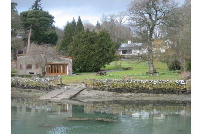 Thumbnail Detached house for sale in Cadnant Road, Menai Bridge