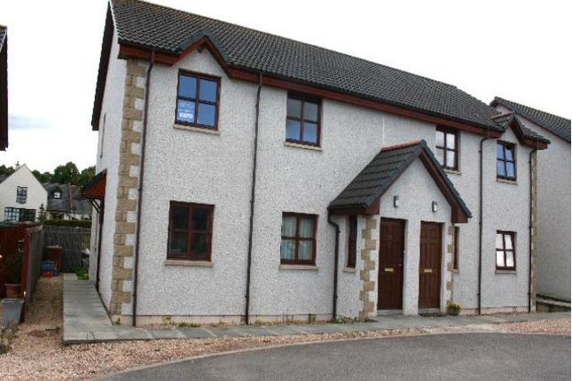 Thumbnail Flat to rent in 15 Knockomie Rise, Forres