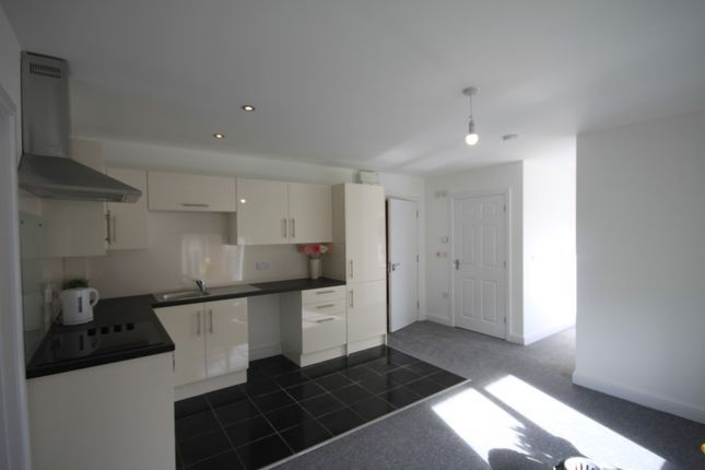 Thumbnail Flat to rent in High Green, Cannock