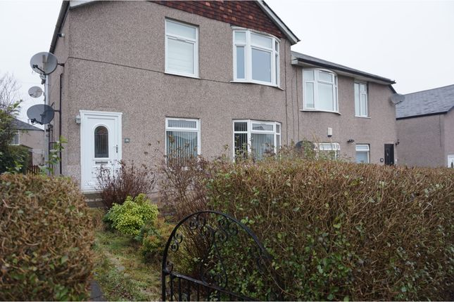 Thumbnail Flat to rent in Fintry Drive, Glasgow