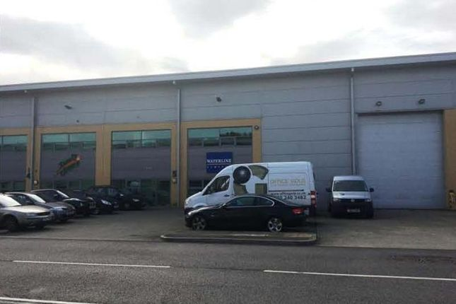 Thumbnail Light industrial to let in Unit 5, Quadrum Park, Old Portsmouth Road, Peasmarsh, Guildford, Surrey