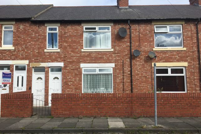 Thumbnail Flat to rent in Park View, Ashington