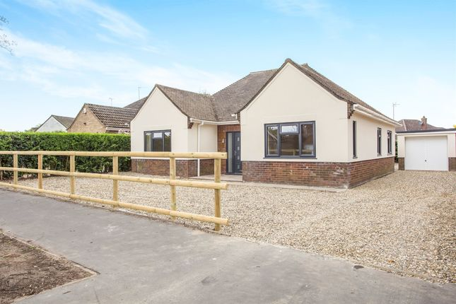 Thumbnail Detached bungalow for sale in South Wootton Lane, King's Lynn