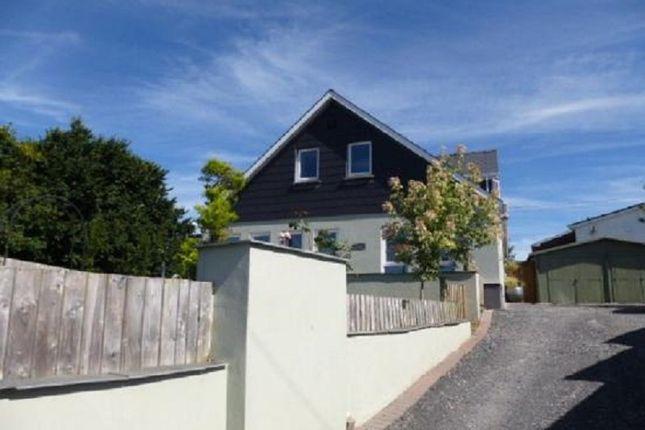 Thumbnail Detached house for sale in Cwmifor, Llandeilo