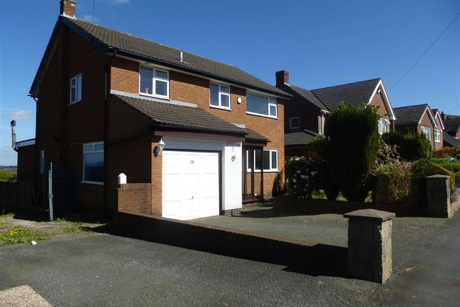 Thumbnail Detached house to rent in Fairways, Frodsham