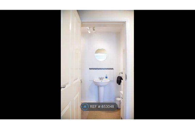 Downstairs Washroom A