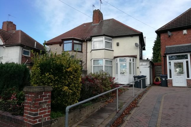 Semi-detached house to rent in Amberley Grove, Witton, Birmingham