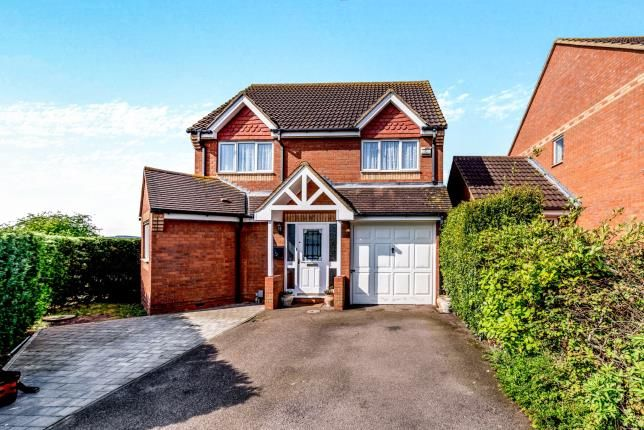 Thumbnail Detached house for sale in De Havilland Avenue, Shortstown, Bedford, Bedfordshire