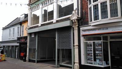 Thumbnail Retail premises to let in 22-23 Market Place, Grantham