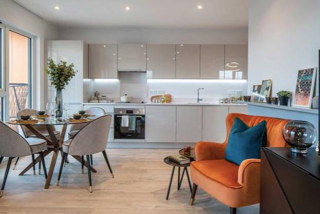 1 bed flat for sale in Edgware Road, Marylebone, London W2
