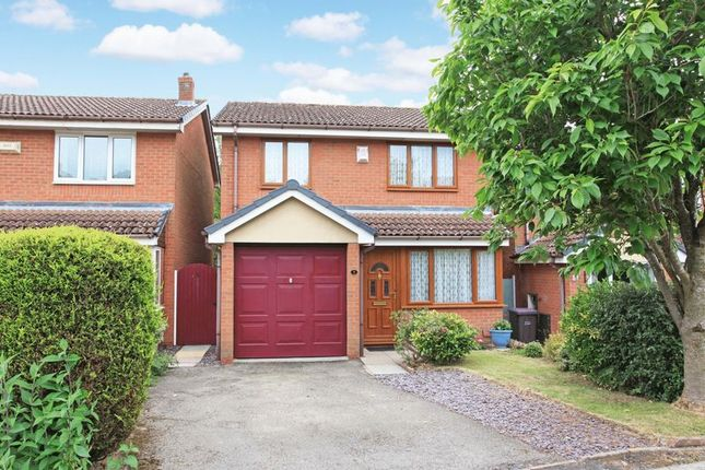 Thumbnail Detached house for sale in Brunlees Drive, Telford