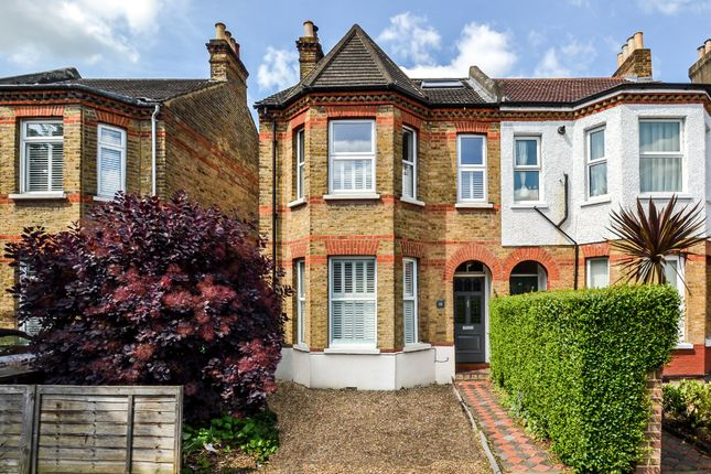 Thumbnail Semi-detached house for sale in Coldershaw Road, London