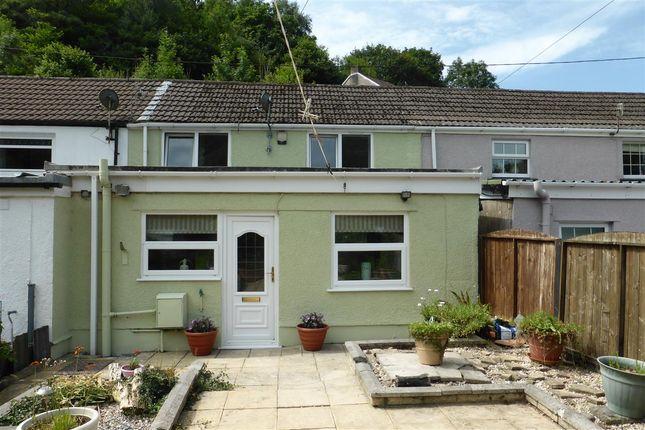 Thumbnail Terraced house for sale in 23 Glannant Place, Cwmgwrach, Neath