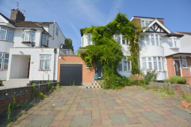 Thumbnail Detached house to rent in Tenterden Drive, London