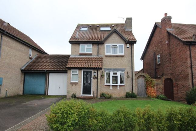 Thumbnail Detached house for sale in Henley Deane, Northfleet, Gravesend