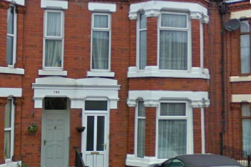 Thumbnail Shared accommodation to rent in Ruskin Rd, Crewe, Cheshire, England