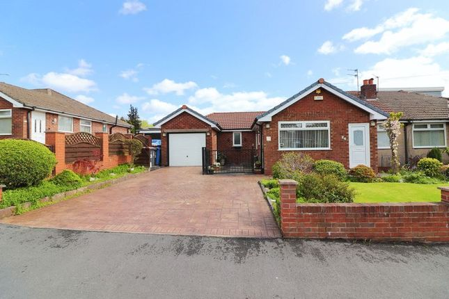 Thumbnail Bungalow for sale in Parsonage Road, Worsley, Manchester
