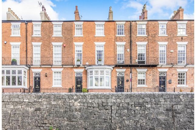 Thumbnail Terraced house for sale in Christchurch Terrace Thorne Road, Doncaster